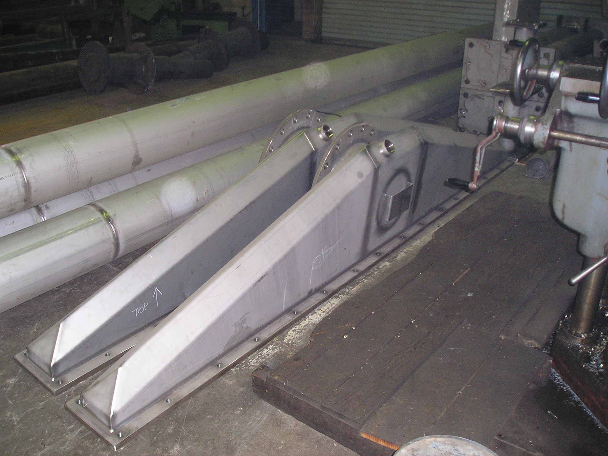 Stainless Manifold
